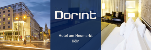 Dorint Hotel am Heumarkt - gayfriendly Hotel in Cologne