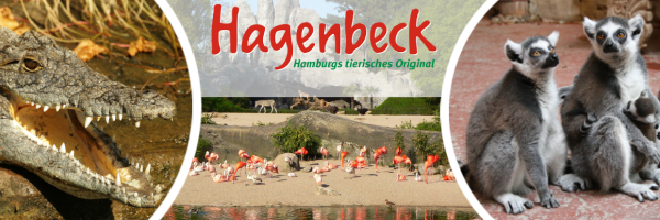 Tierpark Hagenbeck - The zoo in Hamburg