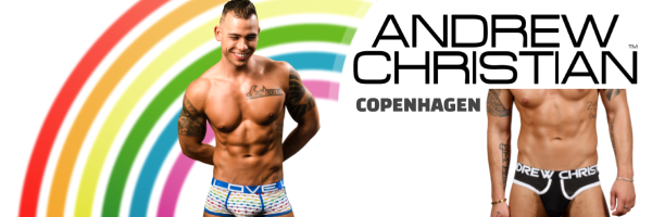 Andrew Christian @ Ezzo Store: Gay-Shopping in Copenhagen