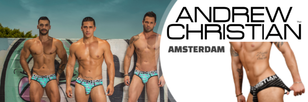 Andrew Christian @ Artem Bodywear Store - men\'s underwear & fashion