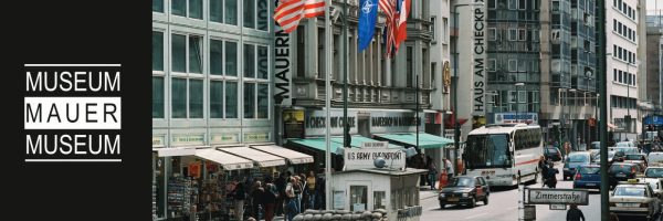 Wall Museum - Museum House at Checkpoint Charlie