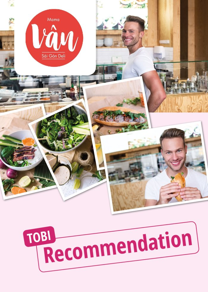 MAMA VÂN: Tobi tests Berlin´s Viet hot spot