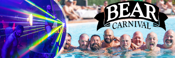 Bear Carnival - Your Bear Party on Gran Canaria