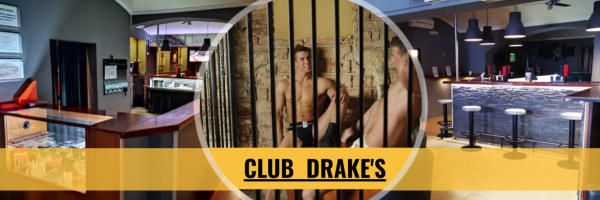 Club Drake´s - Gay Sex Club and Criusing Bar in Prague