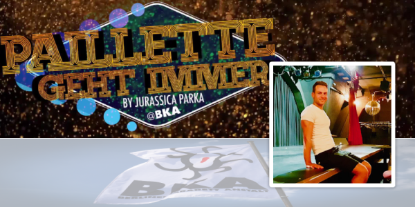 Jurassica Parkers Late Night Show im BKA Theater