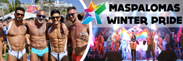 Winter Pride Maspalomas - Winter Pride on Gran Canaria
