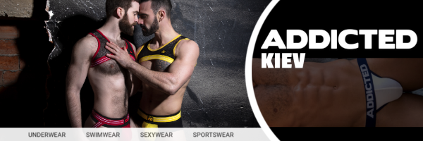 Addicted & ES Collection Store in Kiev - Men´s Sports & Underwear