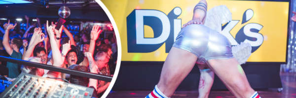 Club DICK´s - Gay Party in Barcelona every Saturday