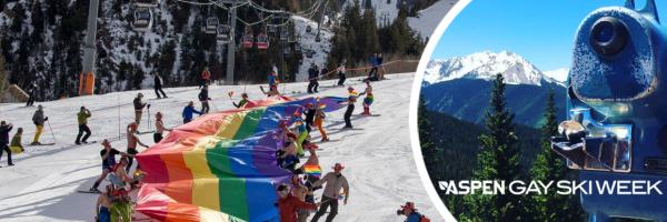 Aspen Gay Ski Week - Winter Pride in Aspen