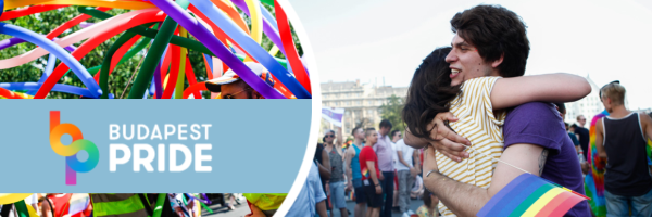 Budapest Pride Festival - the biggest LGBT Festival in Hungary