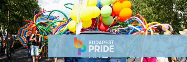 Budapest Pride March @ Pride Festival: Every Year in July