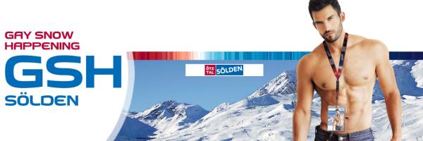Gay Snowhappening - The Gay Ski Event in the Ski Resort Sölden
