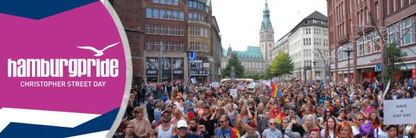 Gay Pride Hamburg 2021