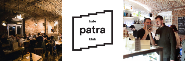 Patra - Gay & Lesbian Cafe Bar and Community Meeting Place in Prague