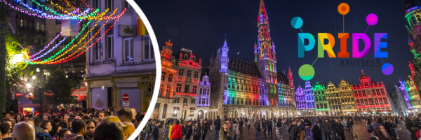 The Belgian Pride - Gay Pride in Brussels