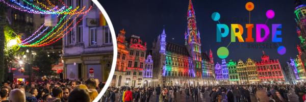 The Belgian Pride - Gay Pride in Brussels