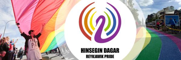 Reykjavik Pride Parade - Pride March every year in August