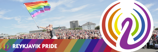 Reykjavik Pride Festival in Iceland - every year in August