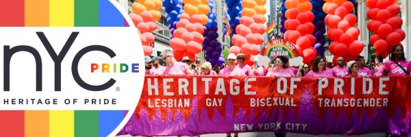 NYC Pride March - LGBT Pride Parade in New York City