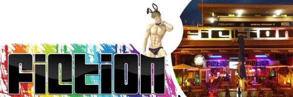 Fiction Bar - gay bar in C.C.Yumbo Playa del Ingles / Maspalomas