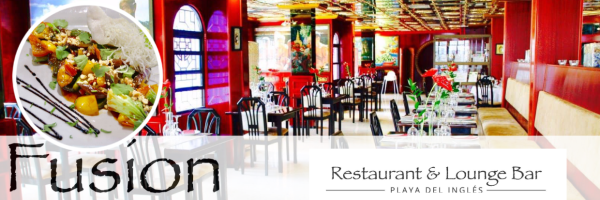 Fusion Restaurant - South Asian Fusion Restaurant in Gran Canaria