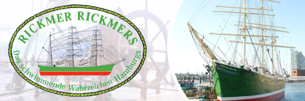 Museum Ship RICKMER RICKMERS - The Floating Landmark of Hamburg