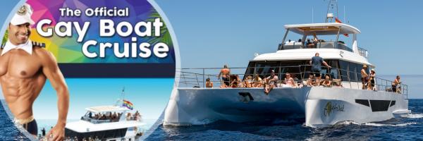 Gay Boat Cruise - Hightlight to Winter Pride Maspalomas