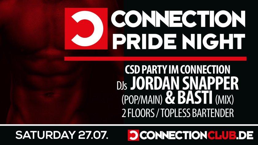 CSD Berlin 2019 - Pride Party im Connection Club Berlin