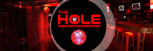The Hole Gran Canaria - Maspalomas men-only gay cruising bar
