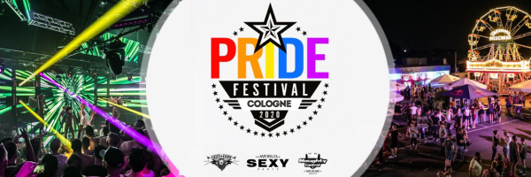 Pride Festival Cologne 2020 by SEXY Greenkomm Naughtycontrol