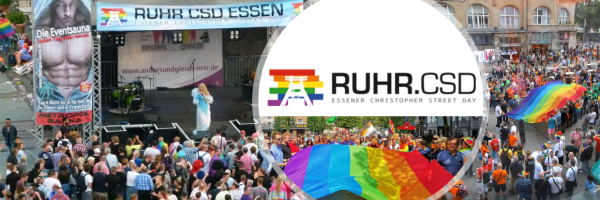 Ruhr.CSD - Pride Festival in Essen