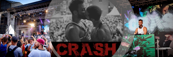 Crash Amsterdam - Fetish Event in Amsterdam