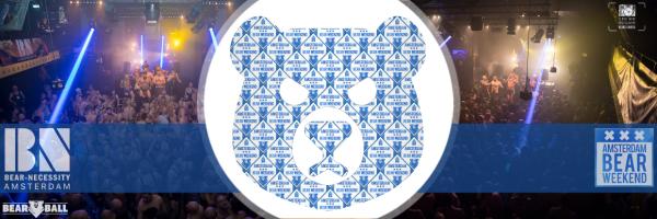 Amsterdam Bear Weekend - BearBall & Bear-Necessity