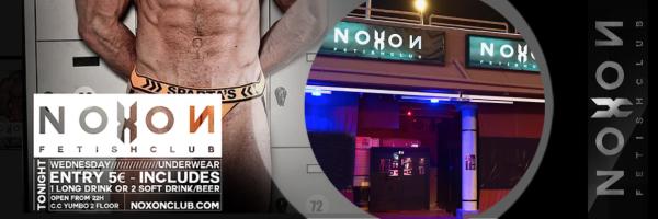 Noxon Fetishclub Gran Canaria - Underwear Party in Maspalomas