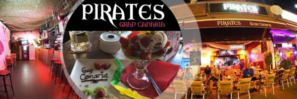 Pirates Gran Canaria - Gay Bar at the C.C. Yumbo in Maspalomas