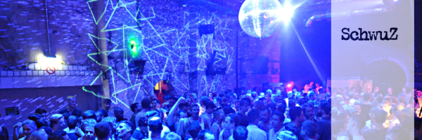 Party at SchwuZ Berlin - main floor