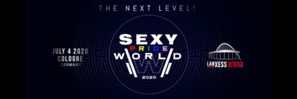 SEXY Pride World 2020 - Die Kölner Mega-Dance-Party zum Pride in Köln