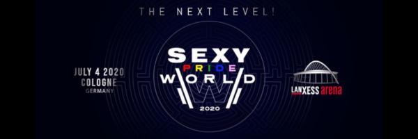 SEXY Pride World 2020 - Die Kölner Mega-Dance-Party zum Pride in Köln