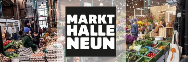Markthalle Neun - The Berlin weekly market in Kreuzberg