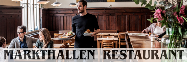 Markthallen Restaurant Berlin - seasonal product cuisine