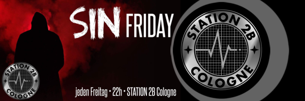 Every Friday at Station 2B: Men-Only Party