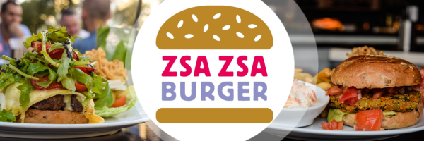 Zsa Zsa Burger - The trendy burger shop in Berlin-Schöneberg