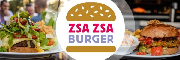 Zsa Zsa Burger - The trendy burger shop in Berlin-Schöneberg