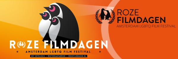 Roze Filmdagen - Das größte Filmfestival für LGBTQ-Filme in Amsterdam