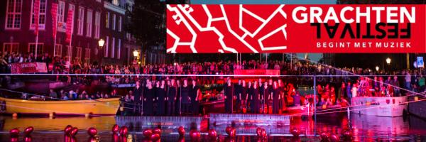 Grachtenfestival Amsterdam - Das Festival für Klassik, Jazz & Musik