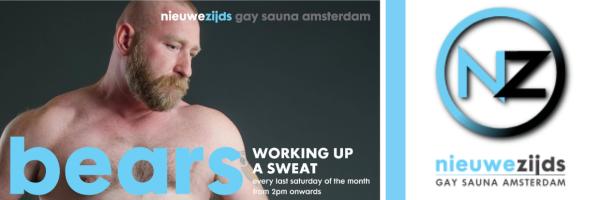 Sauna Nieuwezijds Gay Sauna in Amsterdam - Bears Sauna