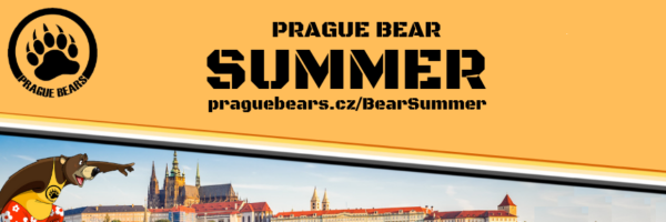 Prague Bear Summer 2020 - Event for supporters of the bear community