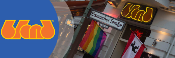 Blond - The gay bar in Berlin-Schöneberg