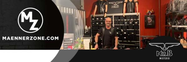 Mister B @ Männerzone - Der Mister B Concept Store in Zürich