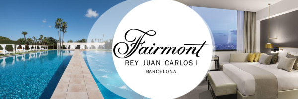 Fairmont Rey Juan Carlos - gay friendly 5 star hotel in Barcelona